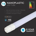 LED buis T5 16W GLAS & KUNSTSTOF  120 cm