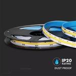 LED COB STRIP 4000K IP20 24V VT-512