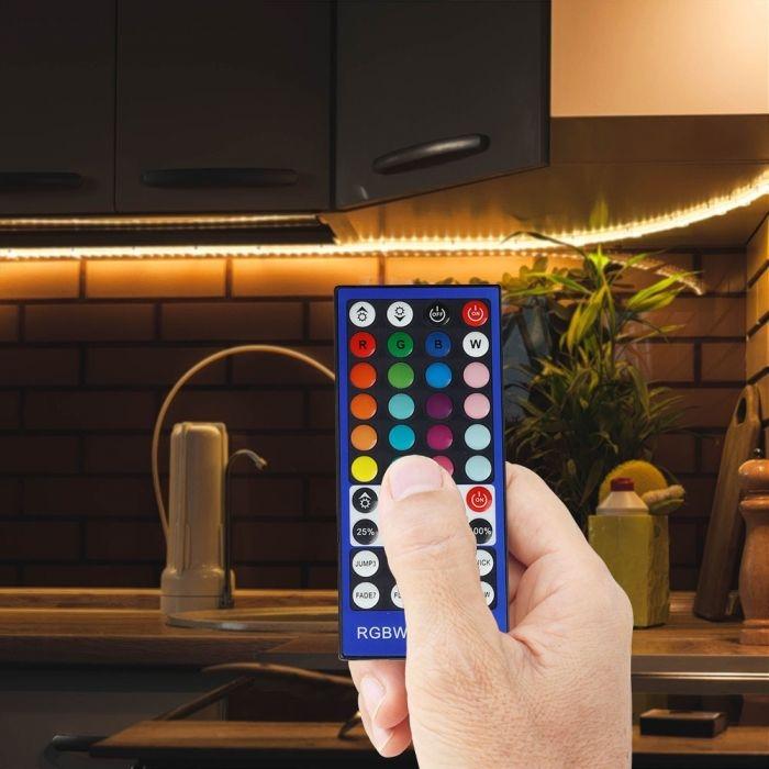5050 60 RGB+W IR LED CONTROLER