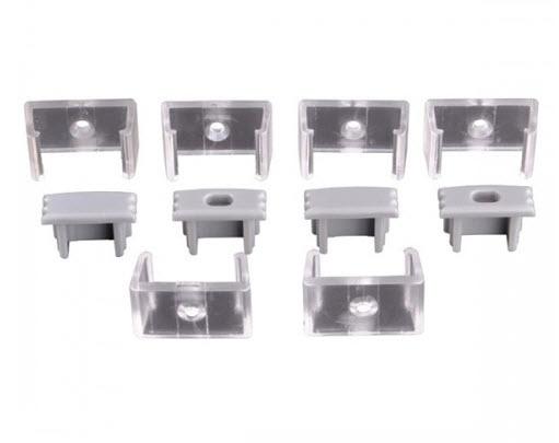 7mm LED profiel - voor led strip L100cm