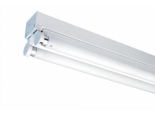 Armatuur 60 cm 2 buizen LED TL8