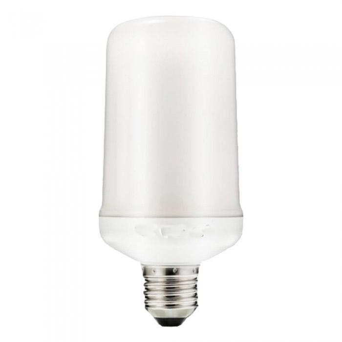 LED Fakkel Lamp – Vuur en Vlammen Effect 5W - 1300K