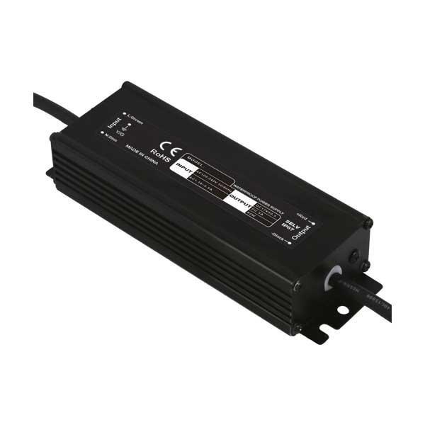 LED Omvormer 150W 24V IP67 waterdichte / LED power supply