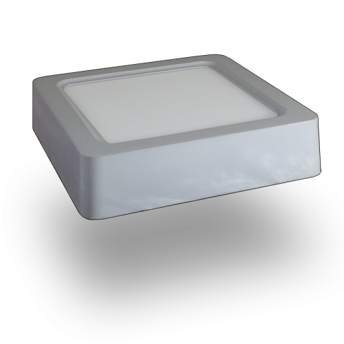 LED Panel opbouw- Vierkant 15W