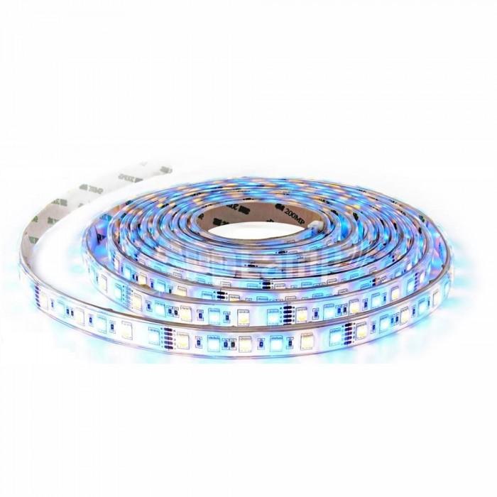 RGB + 3000K warm wit - 5 meter roll-10.80W p/m 12V