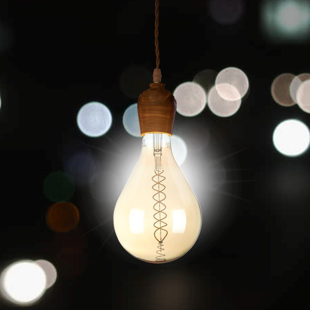 Ristorante XXL Dimbare design LED Filament lamp - 8W