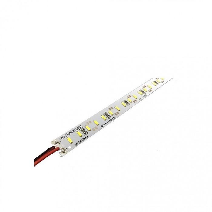 SMD 4014- 144 p/m 1.6-1.7A 18W LED BAR 3000K