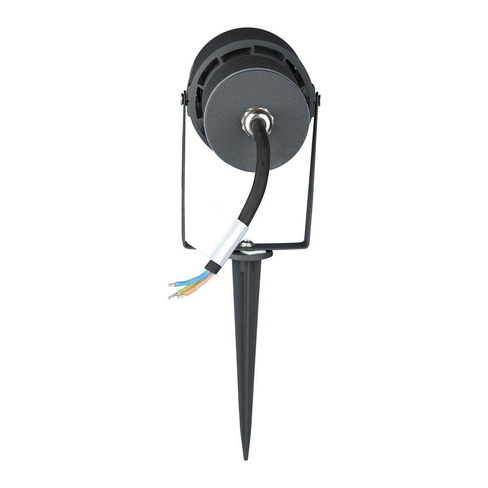 TUIN spot 12W - armatuur Inclusief lichtbron 3000K Warm wit