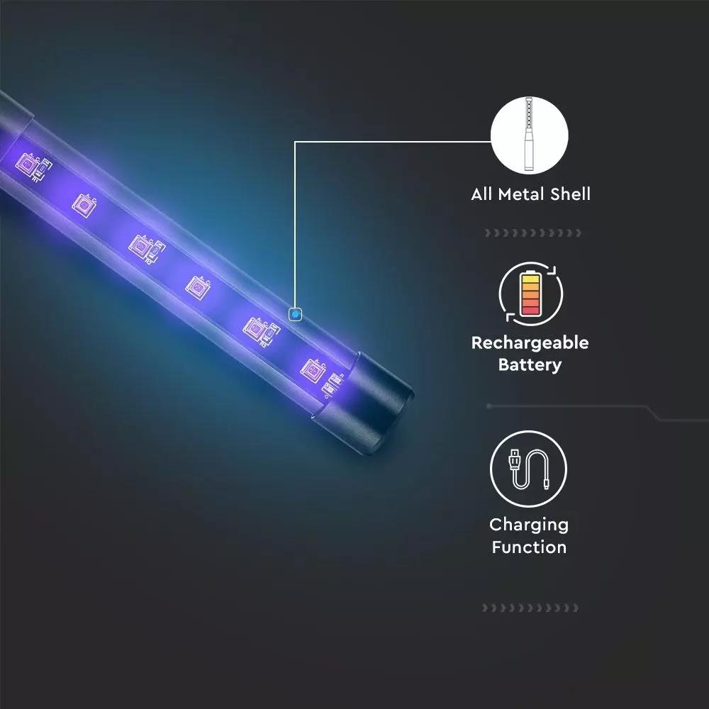 UVC lamp UV Desinfectie Doodt 99.9% bacterien,virussen,mijt