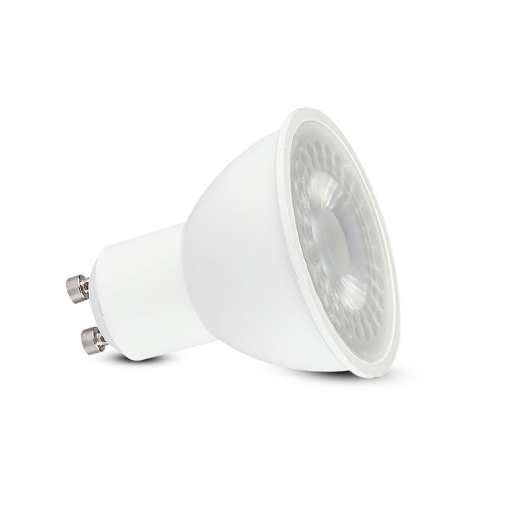 V-TAC SAMSUNG Dimbaar LED-Spot 6,5 W GU10 A+ 3000K of 4000K