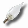 E14 LED decoratieve kaars 3W Warm Wit