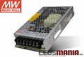LED Omvormer, transformator | MEANWELL | 150 Watt – 12V
