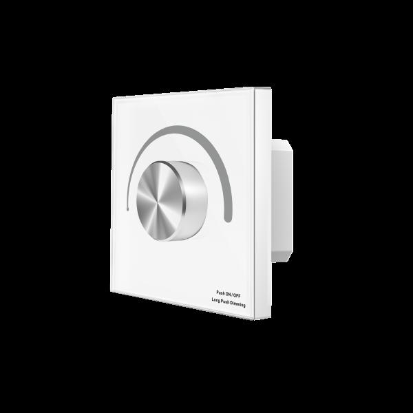 LED inbouw controller een kleur 12-24VDC